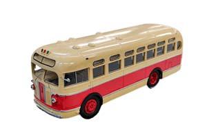 ZIS-155 (USSR RUSSIA) 1949-1957 BEIGE/RED | ЗИС-155