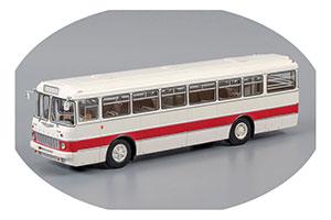Ikarus 556 1971 White/Red (Икарус-556 Бело-Красный)