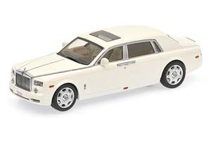ROLLS-ROYCE PHANTOM EXTENDED WHEELBASE 2012 ENGLISH WHITE II *РОЛЛС РОЙС РОЛС РОЙСЕ ROLS ROIS