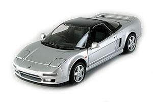Honda NSX 1990 Silver Metallic