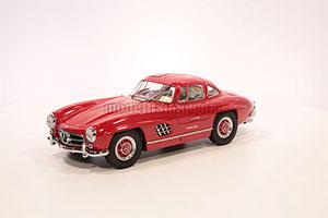 Mercedes W198 300SL 1954 Red