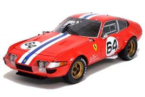 Ferrari 365 GTB/4 Team Ferrari Modena Sports Cars #64 Daytona 24h 1977 P.Newman/M.Minter/E.Forbes Robinson