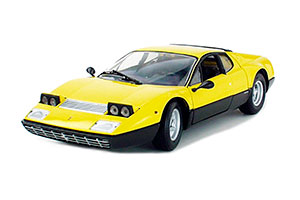 FERRARI 365 GT4/BB 1973 YELLOW