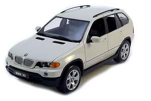 BMW E53 X5 4.4I 2002 WHITE