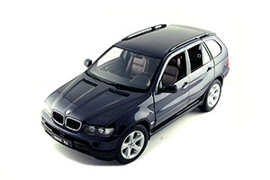 BMW E53 X5 4.4I UPLIFTING 2003 BLUE *БМВ БИМЕР БУМЕР