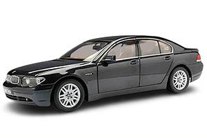 BMW E65 7-SERIES 735/745/750/760 2005 BLACK