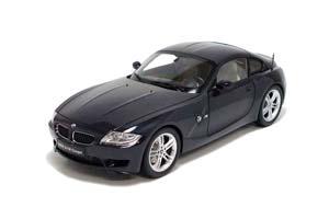 BMW E86 Z4M COUPE 2006 BLACK