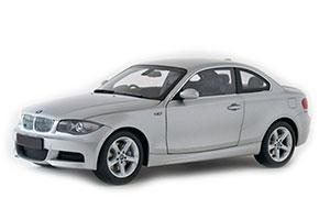 BMW E82 135I COUPE 2008 SILVER *БМВ БИМЕР БУМЕР