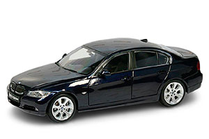 BMW E90 330i 2005 DARK BLUE