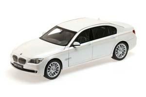 BMW F02 760 Li 2010 Brilliant White