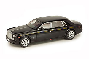 ROLLS-ROYCE PHANTOM EWB 2003 DIAMOND BLACK METALLIC *РОЛЛС РОЙС РОЛС РОЙСЕ ROLS ROIS