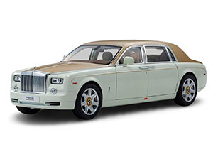 ROLLS-ROYCE PHANTOM EWB 2008 WHITE/GOLD *РОЛЛС РОЙС РОЛС РОЙСЕ ROLS ROIS
