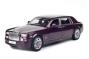 ROLLS-ROYCE PHANTOM EWB 2012 PURPLE/GRAY *РОЛЛС РОЙС РОЛС РОЙСЕ ROLS ROIS