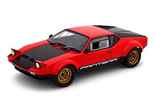 DE TOMASO PANTERA GT4 1972 RED/BLACK