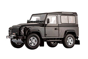 LAND ROVER DEFENDER 90 SANTORINI BLACK *ЛЭНД ЛЕНД РОВЕР ЛЕНТ