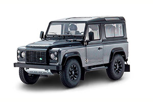 LAND ROVER DEFENDER 90 FINAL EDITION GRAY