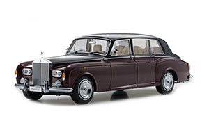 ROLLS-ROYCE PHANTOM VI 1968 DARK RED/BLACK *РОЛЛС РОЙС РОЛС РОЙСЕ ROLS ROIS