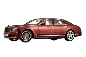 BENTLEY MULSANNE SPEED 2014 RED MET. *БЕНТЛЕЙ БЕНТЛИ БЕНТЛЮ