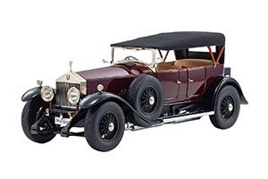 ROLLS-ROYCE PHANTOM I 1924 DARK RED
