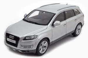 Audi Q7 2009 Gray Metallic