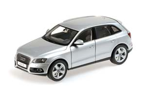 AUDI Q5 FACELIFT 2013 WITH SUN-ROOF SILVER