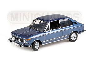 BMW 2000 TII TOURING 1971 GREY/BLUE METALLIC *БМВ БИМЕР БУМЕР