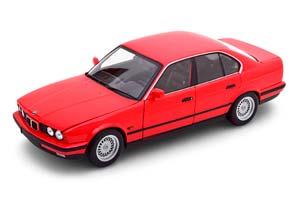 BMW E34 535i 5-SERIES 1988 RED