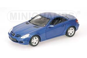 Mercedes R171 SLK 2004 Blue