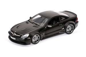 Mercedes R230 SL65 AMG Black Series 2009 Black