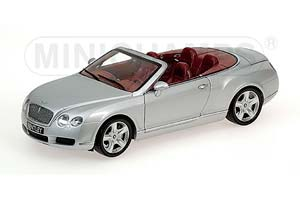 Bentley Continental GTC 2006 Silver