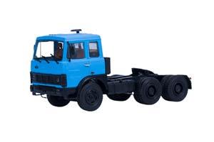 MAZ 6422 D(EARLY BLUE)/DEPARTURE CABIN/ (USSR RUSSIAN) | МАЗ-6422 СЕДЕЛЬНЫЙ ТЯГАЧ (РАННИЙ СИНИЙ) /ОТКИДЫВАЮЩАЯСЯ КАБИНА/ *МАЗ