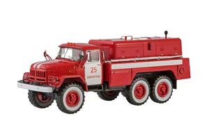 ZIL 131 PNS-110 FIRE (USSR RUSSIAN) | ЗИЛ 131 ПНС-110 ПОЖАРНЫЙ *ЗИЛ ЗАВОД ИМЕНИ ЛИХАЧЕВА