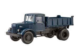MAZ 205 DUMP BLUE (USSR RUSSIAN)   МАЗ-205 САМОСВАЛ СИНИЙ *МАЗ