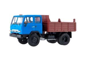 KAZ MMZ 4502 DUMP TRUCK (USSR RUSSIAN)   КАЗ ММЗ 4502 САМОСВАЛ
