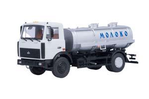 MAZ 5337 ATSIP 77 MILK (USSR RUSSIAN) | МАЗ-5337 АЦИП-77 МОЛОКО *МАЗ
