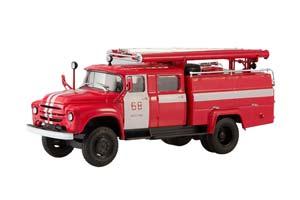 ZIL 130 AC-30 63A MOSCOW FIRE DEPT NO. 68 (USSR RUSSIAN) | ЗИЛ 130 АЦ-30 63А МОСКВА ПЧ #68 *ЗИЛ ЗАВОД ИМЕНИ ЛИХАЧЕВА
