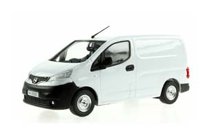 NISSAN NV200 EUROPEAN VAN 2009
