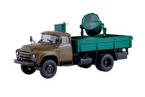ZIL 130 APM 90 PROTECTOR KHAKI/GREEN (USSR RUSSIAN CAR) | ЗИЛ 130 АПМ 90 ПРОЖЕКТОР ХАКИ/ЗЕЛЕНЫЙ *ЗИЛ ЗАВОД ИМЕНИ ЛИХАЧЕВА