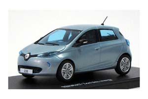 Renault ZOE 2013 BLEU ENERGY