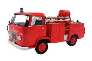 Hotchkiss PL60 Premier Secours Pompiers Guinard 1968