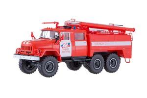 ZIL 131-137A AC-40 (USSR RUSSIAN) | ЗИЛ 131-137A АЦ-40 *ЗИЛ ЗАВОД ИМЕНИ ЛИХАЧЕВА