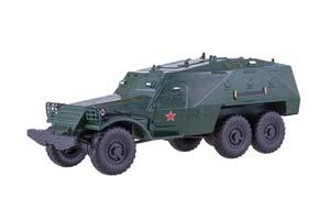 TANK BTR BRONETRANSPORTER BTR 152K GREEN (USSR RUSSIAN) | БТР БРОНЕТРАНСПОРТЁР БТР-152К ЗЕЛЕНЫЙ *ТАНК БТР