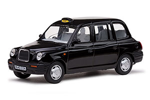 LONDON TAXI CAB TX1 1998 BLACK *ЛОНДОН ТАКСИ