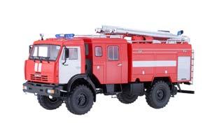 KAMAZ 43502 AC-3-40 FIRE (USSR RUSSIAN) | КАМАЗ 43502 АЦ-3-40 ПОЖАРНЫЙ *КАМАЗ КАМСКИЙ АВТОЗАВОД