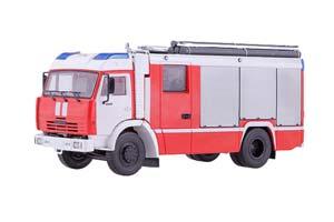 KAMAZ 43253 AC-32-40 FIRE (USSR RUSSIAN) | КАМАЗ КАМАЗ-43253 АЦ-32-40 ПОЖАРНЫЙ *КАМАЗ КАМСКИЙ АВТОЗАВОД
