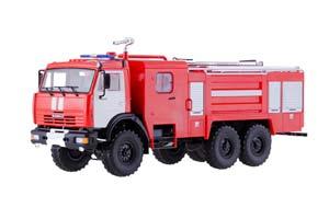 KAMAZ 43118 AC-5-40 FIRE (USSR RUSSIAN) | КАМАЗ 43118 АЦ-5-40 ПОЖАРНЫЙ *КАМАЗ КАМСКИЙ АВТОЗАВОД