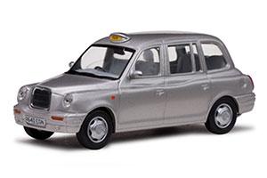 LONDON TAXI CAB TX1 1998 SILVER *ЛОНДОН ТАКСИ