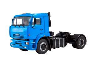 KAMAZ 5460 (USSR RUSSIAN CAR) BLUE | КАМАЗ-5460 СЕДЕЛЬНЫЙ ТЯГАЧ *КАМАЗ КАМСКИЙ АВТОЗАВОД