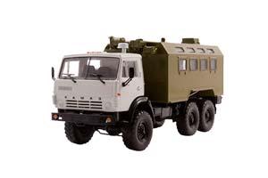 KAMAZ 4310 K4320D (USSR RUSSIAN) | КАМАЗ-4310 К4320Д *КАМАЗ КАМСКИЙ АВТОЗАВОД