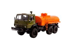 KAMAZ 4310 PETROL AC-7 (USSR RUSSIAN) | АЦ-7-4310